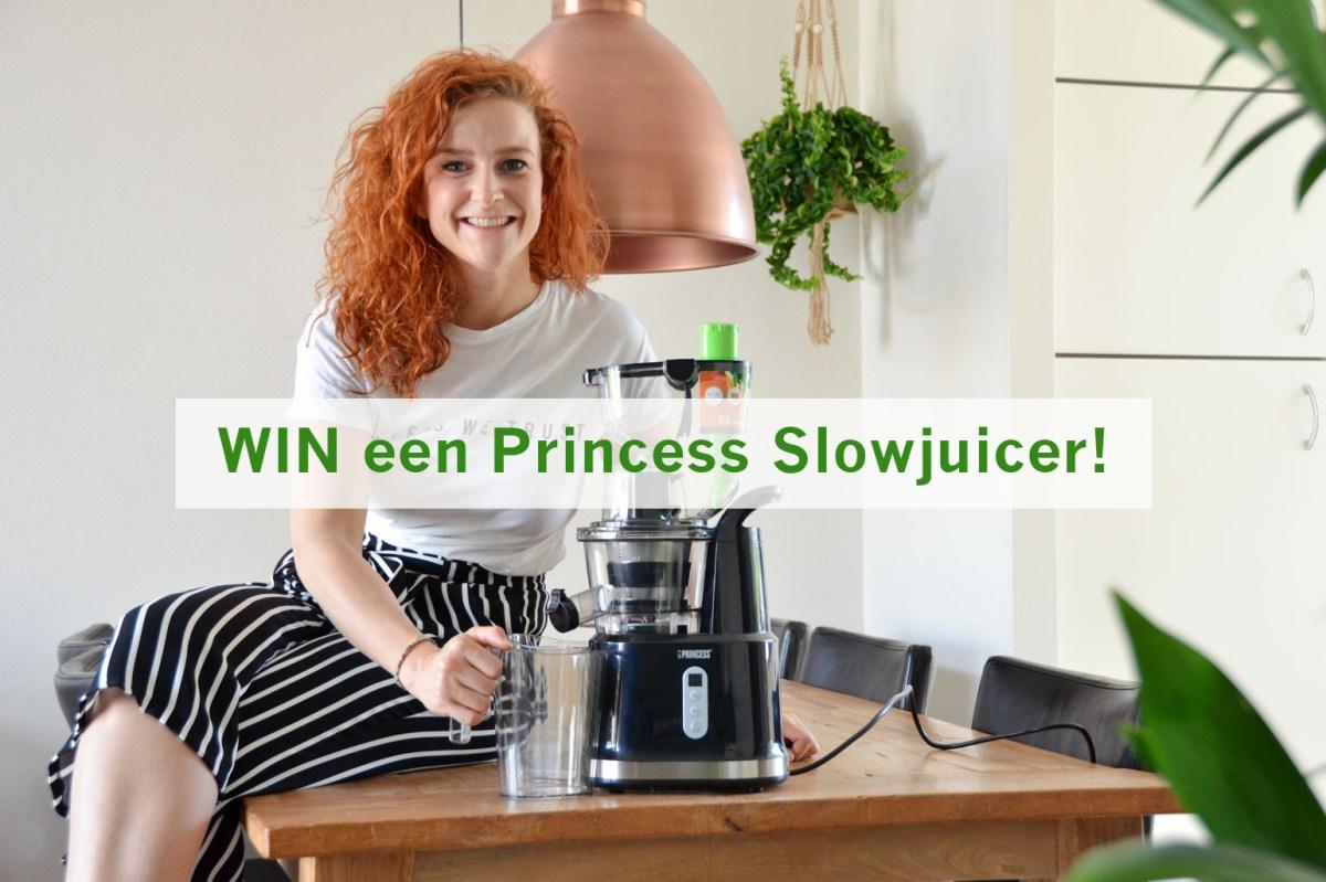 Princess slowjuicer review winactie