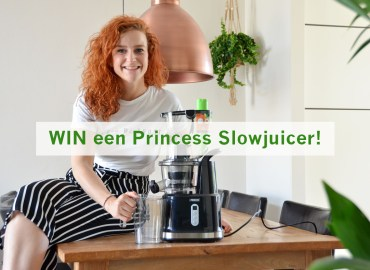 Princess slowjuicer review winactie