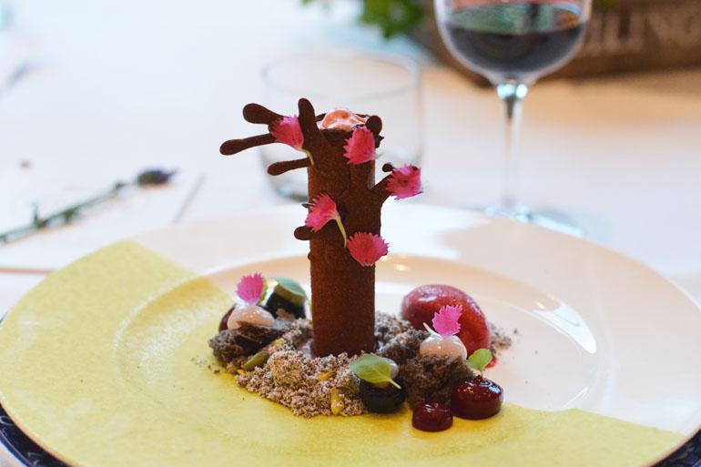 het conservatorium hotel dessert