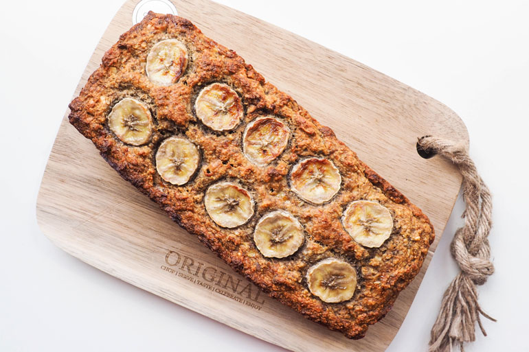 vegan bananenbrood recept