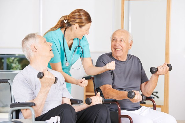 Exercise For Seniors: Ways To Stay Active And Healthy