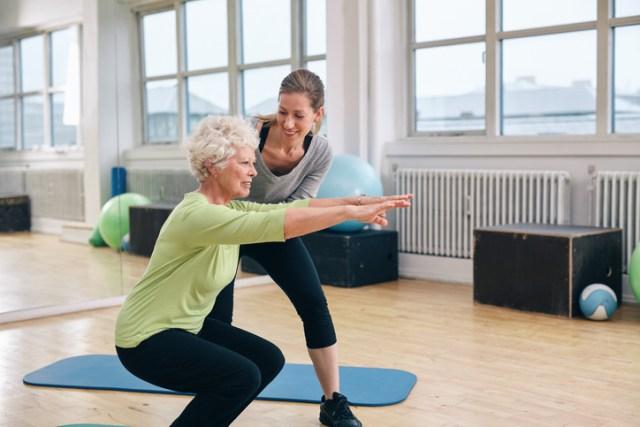 Right Exercise For Seniors