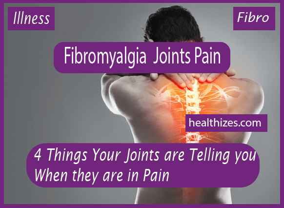 4 Things Your Joints are Telling you When they are in Pain