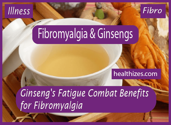 Ginseng's Fatigue Combat Benefits for Fibromyalgia