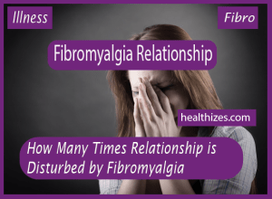 How Many Times Relationship is Disturbed by Fibromyalgia?