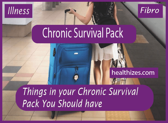Things in your Chronic Survival Pack You Should have
