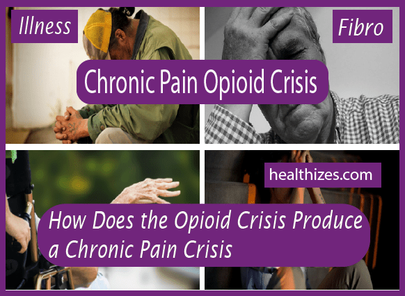 How Does the Opioid Crisis Produce a Chronic Pain Crisis?