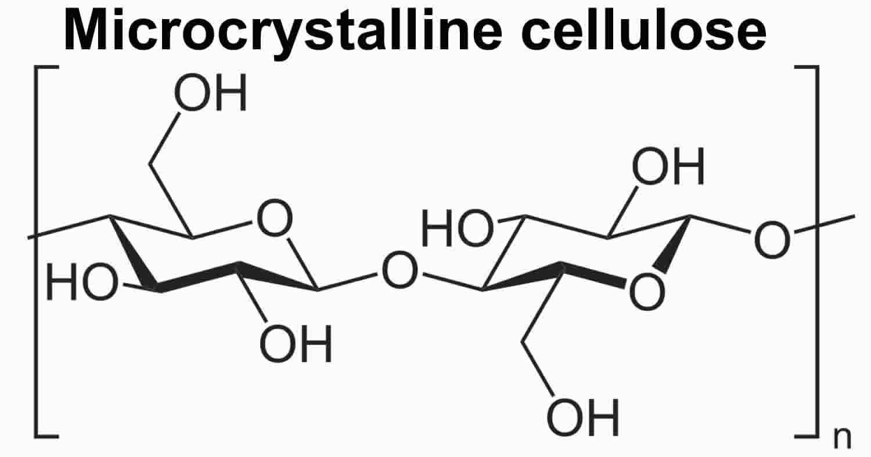 Microcrystalline cellulose uses and microcrystalline