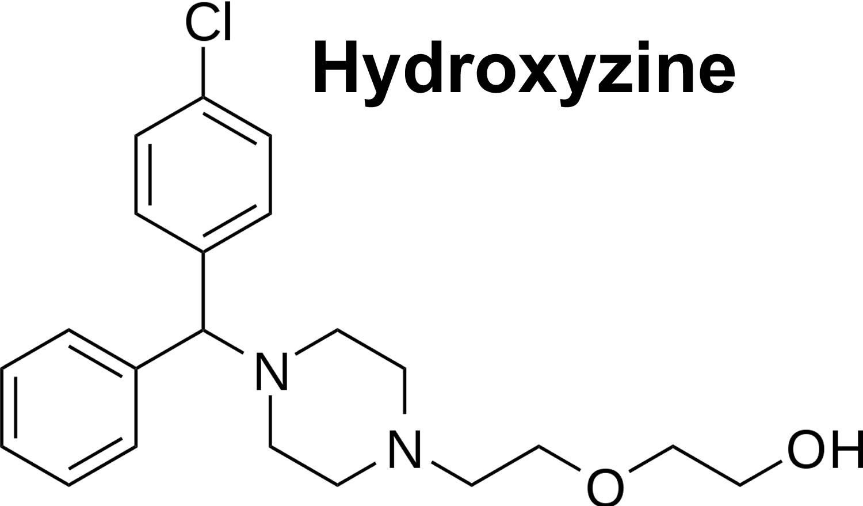 Hydroxyzine uses, dosage and hydroxyzine side effects