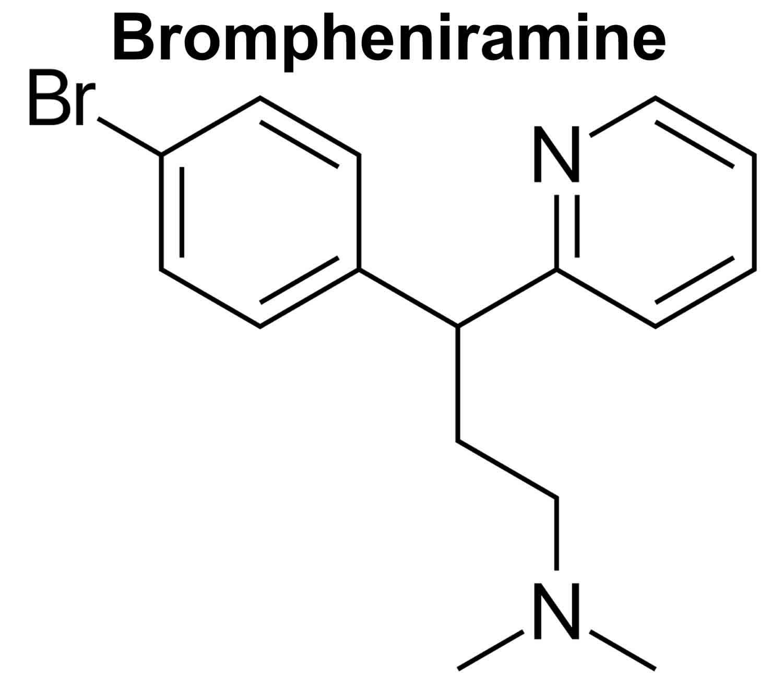 Brompheniramine OTC, brompheniramine maleate, uses, dosage