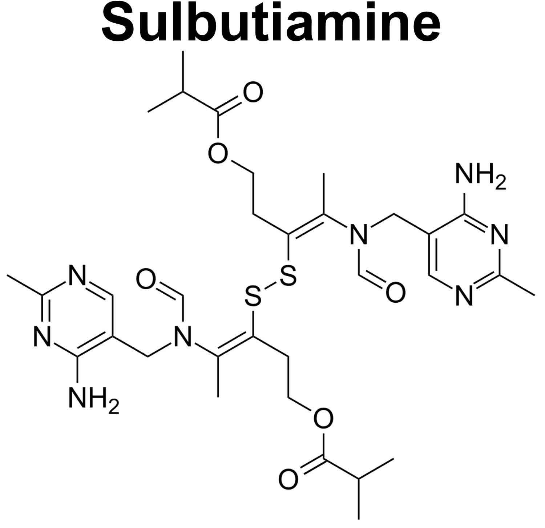 Sulbutiamine review, does sulbutiamine work & sulbutiamine