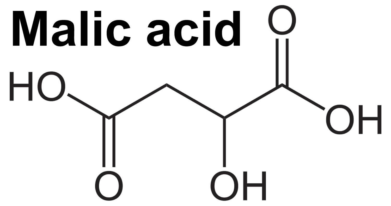 Malic acid, malic acid uses, malic acid foods and malic