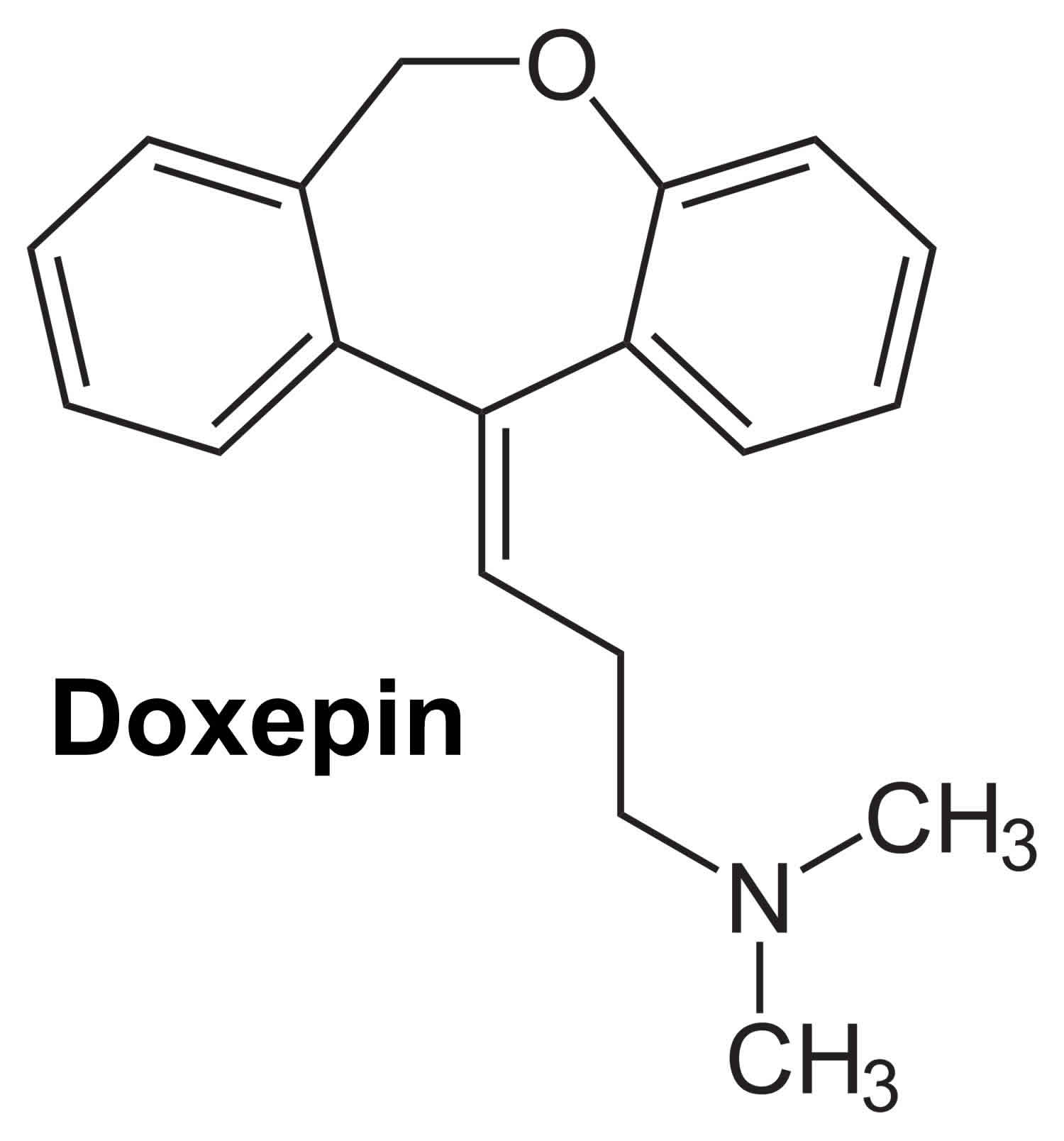 Doxepin uses, dosage for sleep or insomnia and doxepin