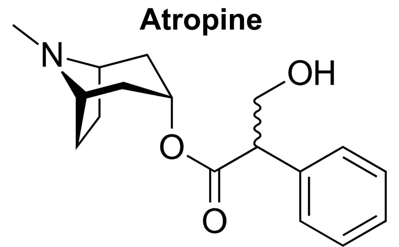 Atropine uses, contraindications, mechanism of action