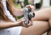 camera shoot