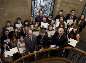 26/10/15County Buildings - AyrUWS Prize Giving