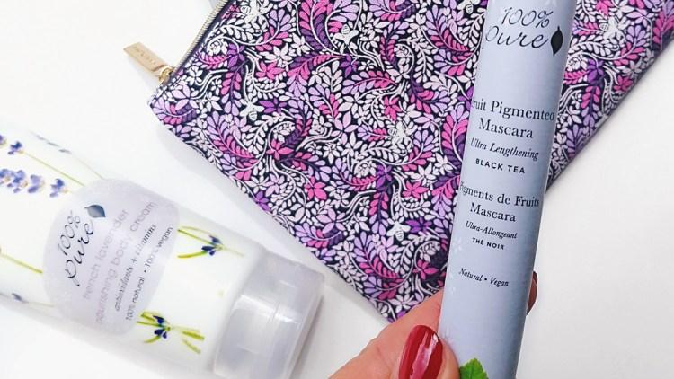 Naturkosmetik Test 100 % Pure Bodylotion Mascara Healthlove