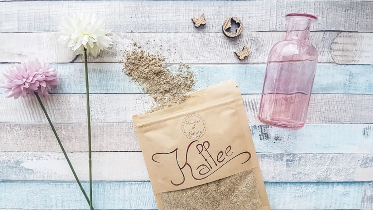 Powder of Nature Kaffee Bewertung vegan Fairybox
