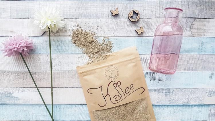 Powder of Nature Kaffee Bewertung vegan Fairybox