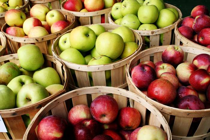 foods for weight loss-apples