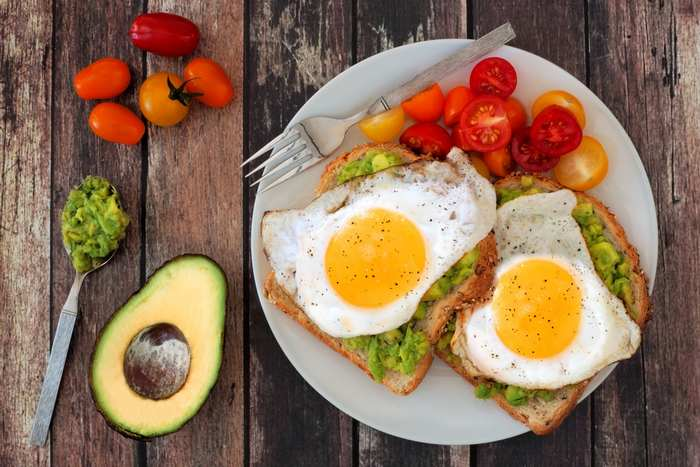 how to lose belly fat-perfect breakfast