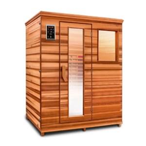 HM-LSE-3-DELUXE Sauna Infrarouge