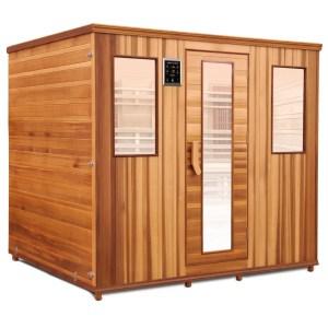 Sauna Infrarouge Deluxe