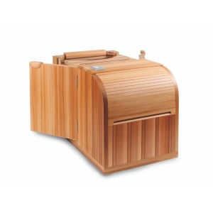 sauna bas du corps