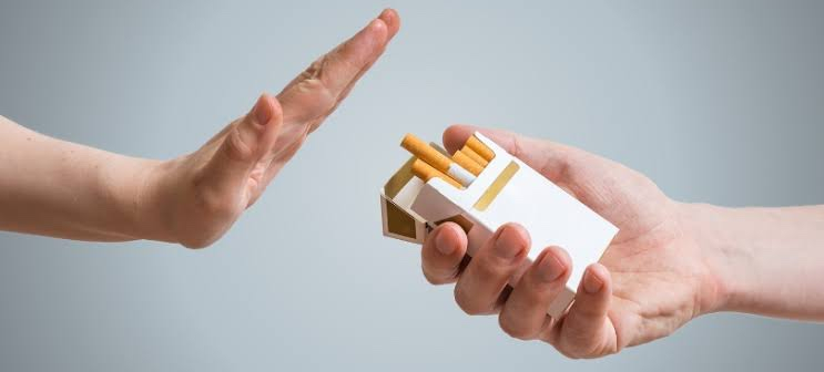 quit smoking to prevent heart attack