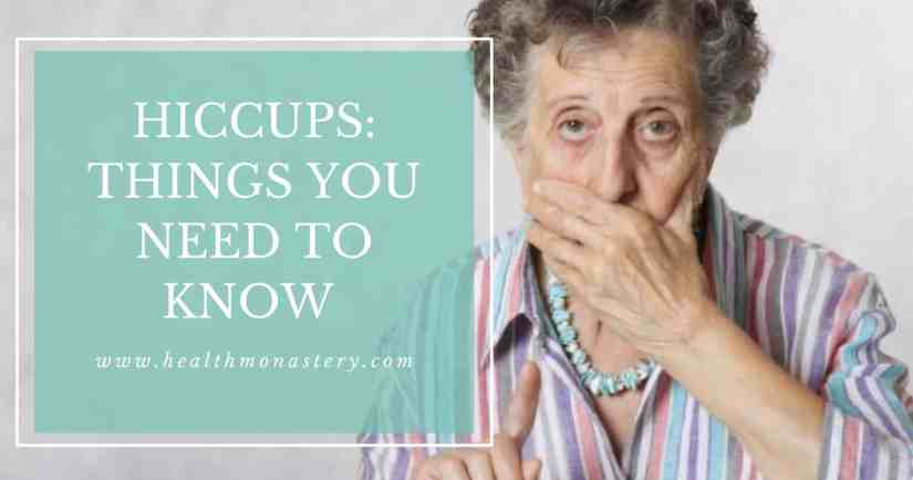 Hiccups treatment, home remedies for hiccups, how to treat hiccups, causes of hiccups. Read at healthmonastery