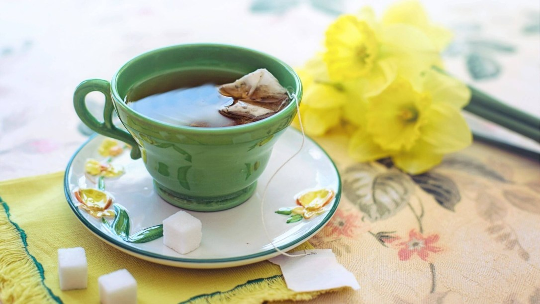 Green tea for vaginal yeast infection
