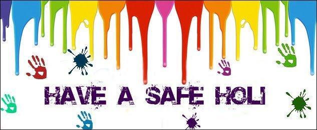 Holi festival safety