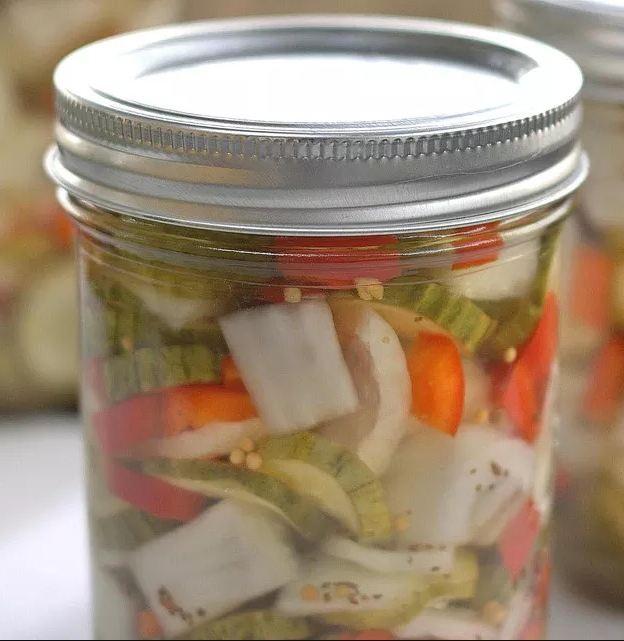 Pickled Vegetables Recipe
