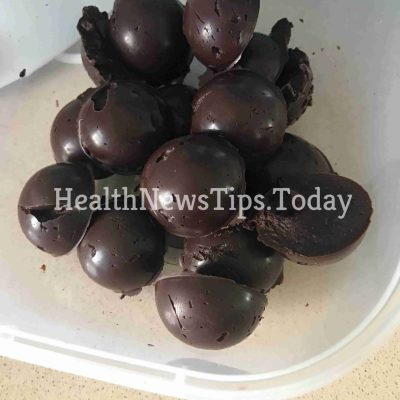 Home Made Low Carb Chocolate