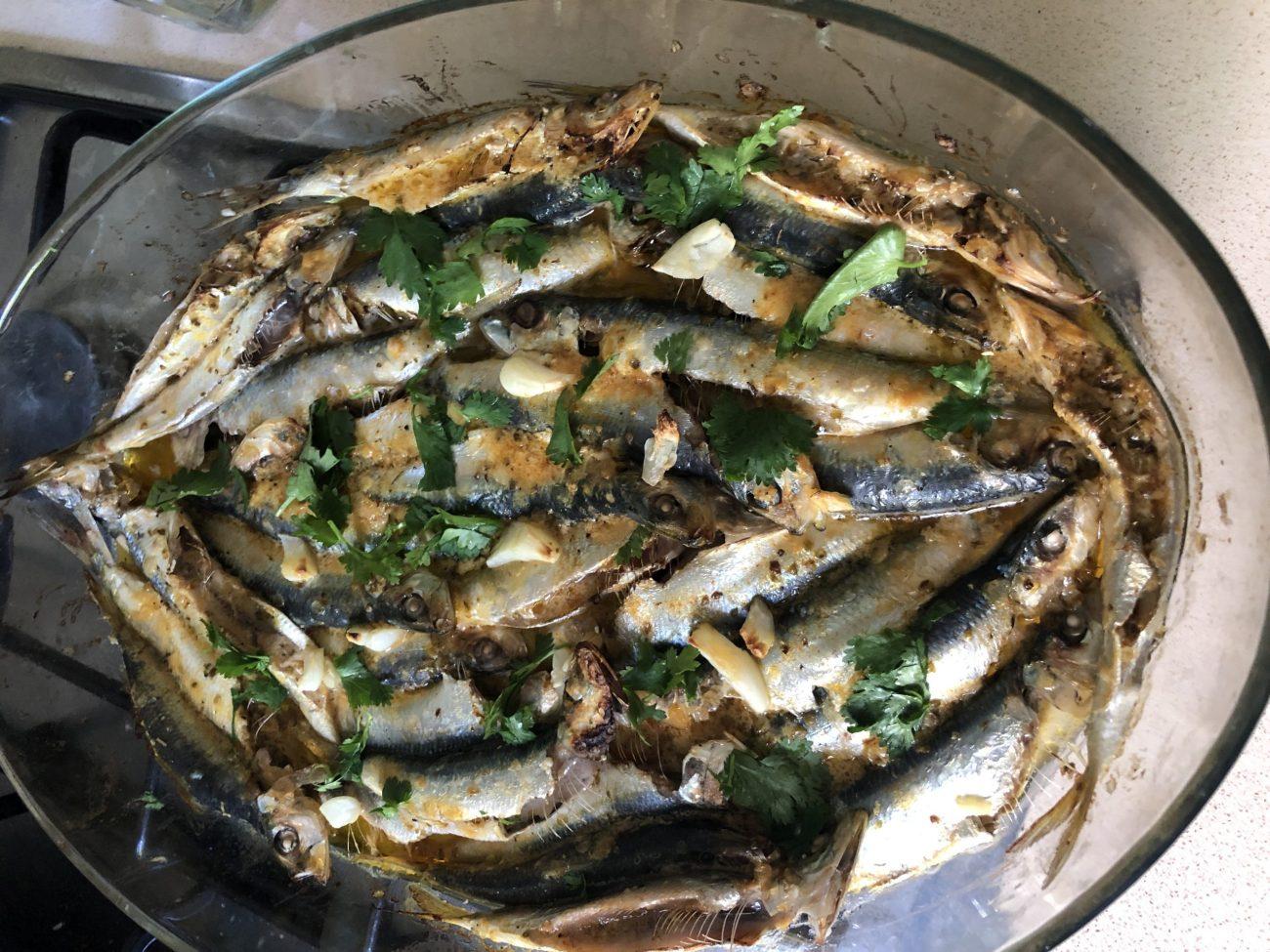 Keto Sardines
