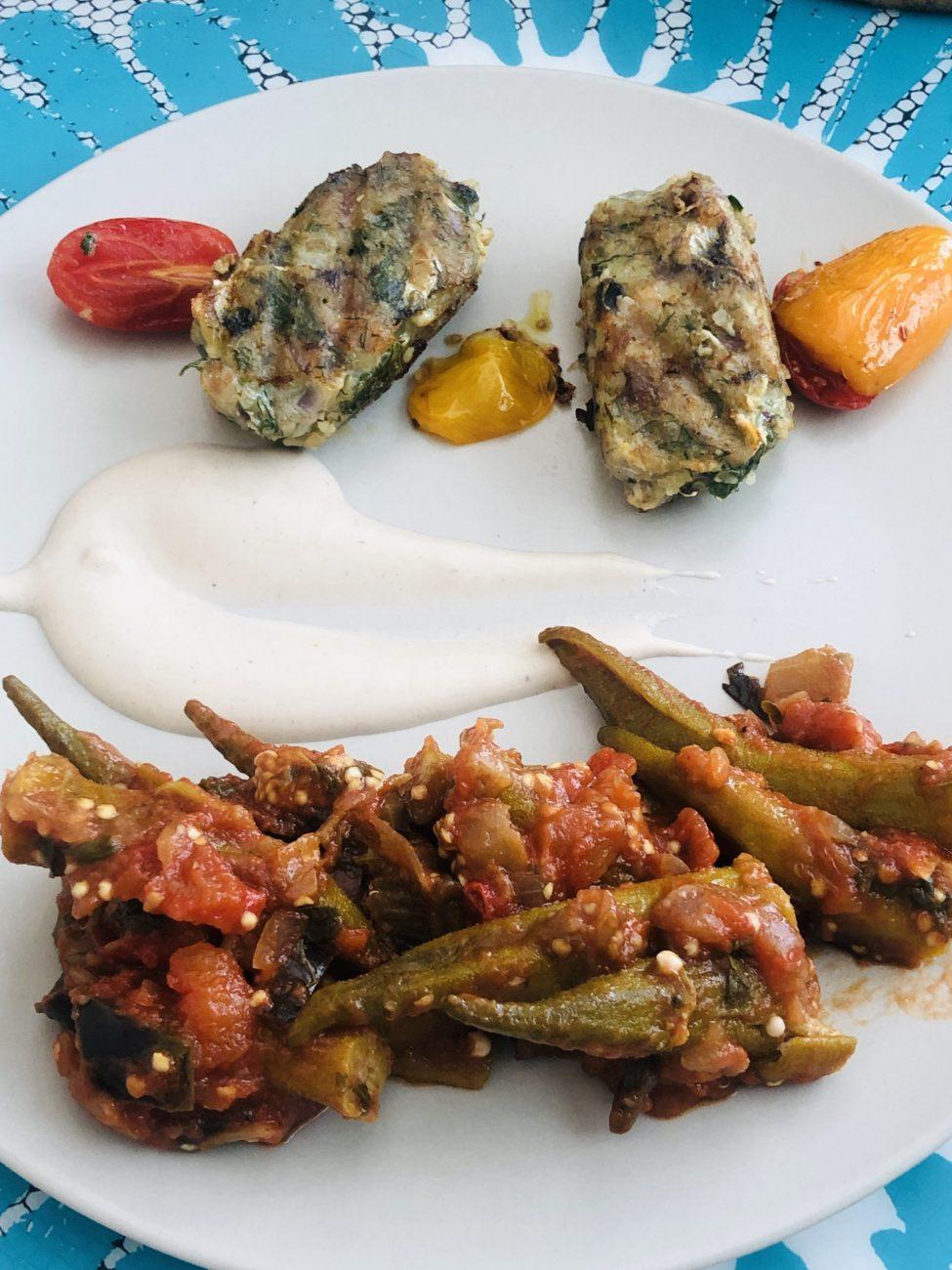 Fish Kebab Sardines/Anchovies