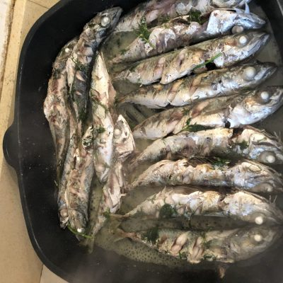 Fried Mackerels