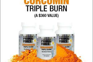 Curcumin Triple Burn