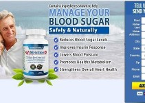 StrictionD Blood Sugar Management