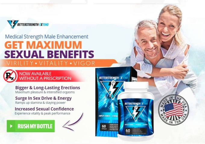 BetterStrength Extend Male Enhancement