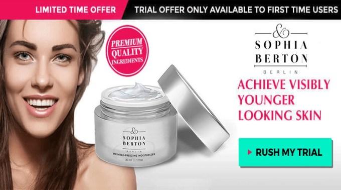 Sophia Berton Cream US