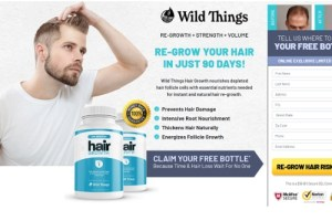 Wild Things-Hair-Growth Pills