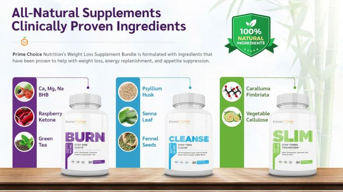 Prime Choice Nutrition Weight Loss US