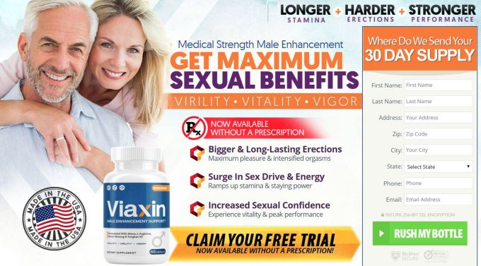 Viaxin Male Enhancement