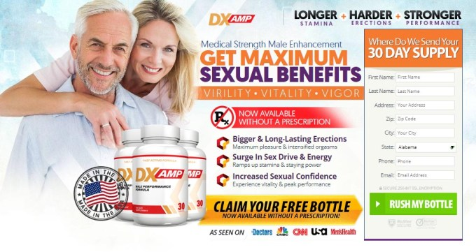 DX AMP Male Enhancement