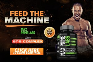 Max Prime Labs Testosterone Booster