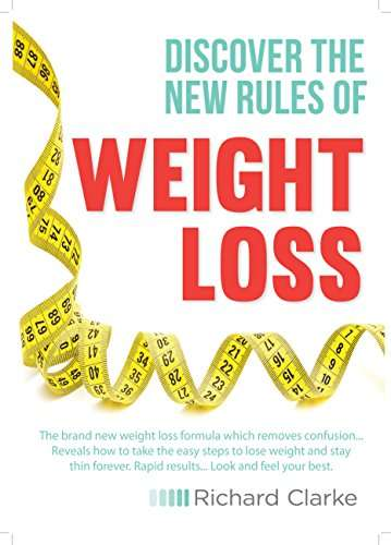 The new rules of weight loss: the new formula weight loss brand that eliminates confusion. .. reveals how to take simple steps to lose weight and stay slim ... quick results ... look & amp; feel your best