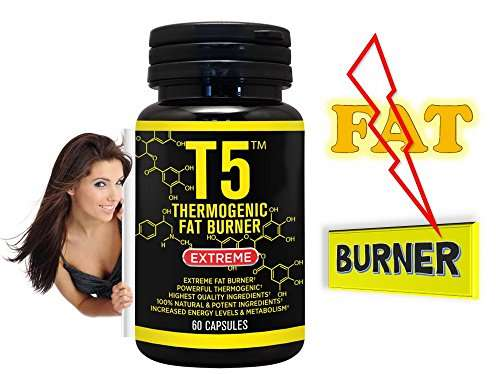 FAT BURNER CAPSULES 100% SLIM STRONGEST LEGAL SLIMMING T5 DIET PILLS WEIGHT LOSS