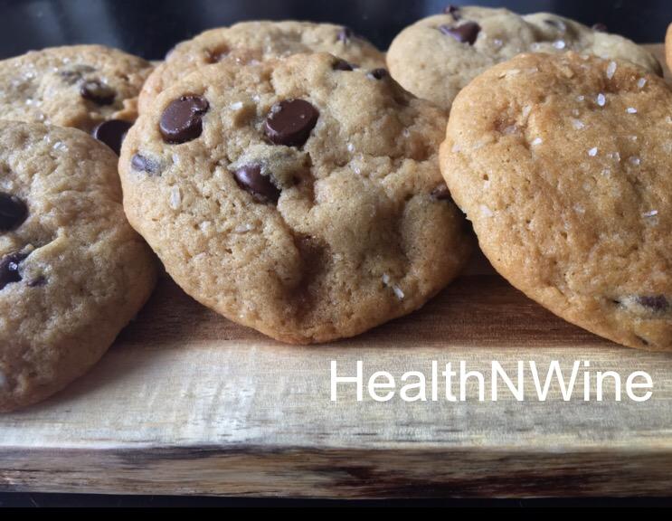 To Die For Gooey Chocolate Chip Cookies Vegan Optional Health N