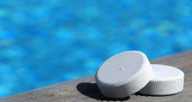 cloro piscina